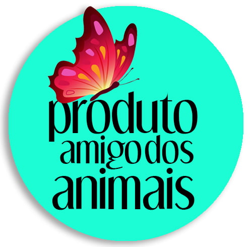 Selo Produto Amigo dos Animais