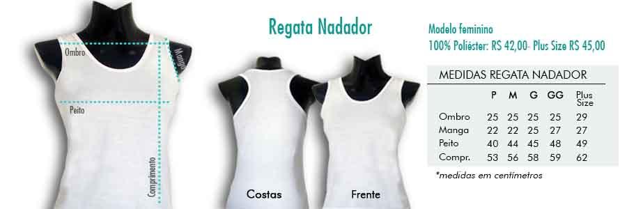 Regata Nadador